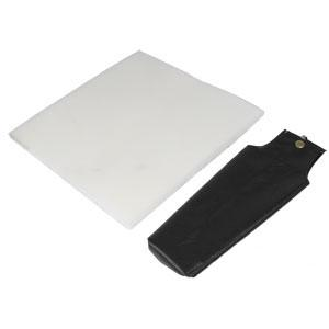 Arm Cover Kit 1 w/ Foam BLK VINYL 70255583-K1