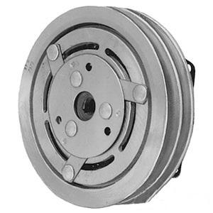 "Clutch - York/Tecumseh Style 2 groove 7"" Pulley 72084050"