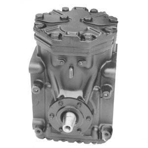 Compressor Re-mfg York w/o Clutch F-210-R RH Suction Flange Head 72085013-R