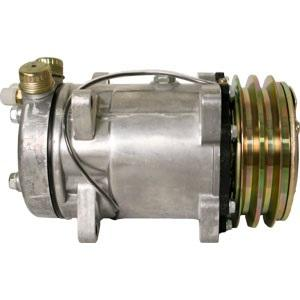 Compressor New Sanden Style w/ Clutch 9114 72162168