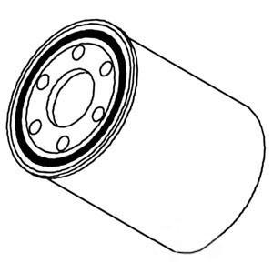 Filter Fuel 835331343