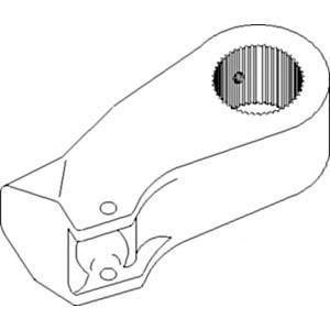 Arm Bell Crank RockShaft 84923C3