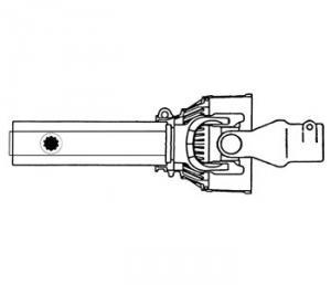 Machine Half CV 88036