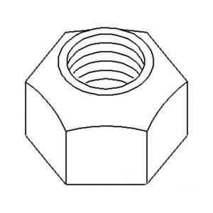 Nut Rear Wheel 881162M2