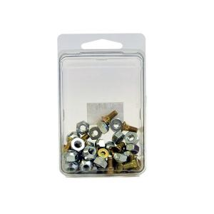 "1/2"" CTSK BLT/Nut 25 Pcs. 904-534"