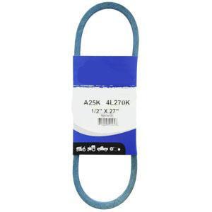 """Kevlar Blue V-Belt 1/2"""" X 27""""  A25K"""