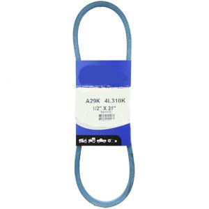 "Kevlar Blue V-Belt 1/2"" X 31""  A29K"