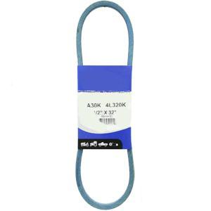 "Kevlar Blue V-Belt 1/2"" X 32""  A30K"