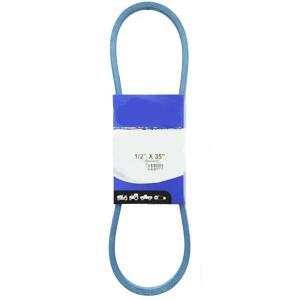 "Kevlar Blue V-Belt 1/2"" X 38""  A36K"