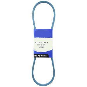 """Kevlar Blue V-Belt 1/2"""" X 39""""  A37K"""