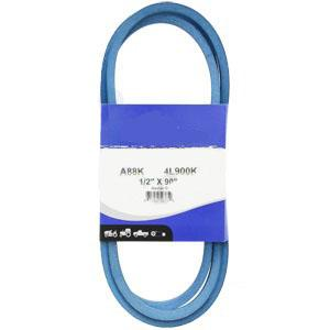 "Kevlar Blue V-Belt 1/2"" X 90""  A88K"