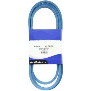 """Kevlar Blue V-Belt 1/2"""" X 96""""  A94K"""