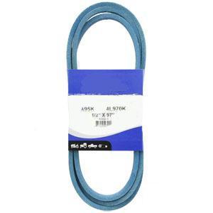 """Kevlar Blue V-Belt 1/2"""" X 97""""  A95K"""