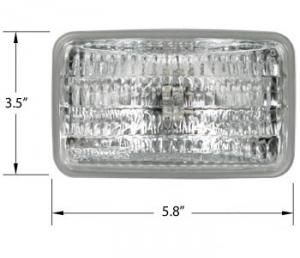 Sealed Beam Replacement 12 Volt. AH165877