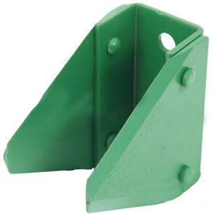 Bracket Assy Straw CHopper W/Knife Sections AH89918