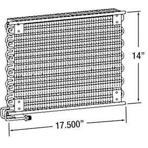 Condenser Vapor AL30364