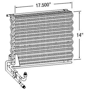 Condenser Vapor AL70298
