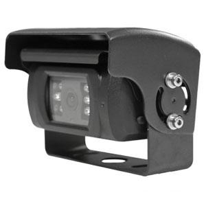 "CabCAM Camera Auto Shutter 1/3"" Color CCD w/ Audio ASC635M"