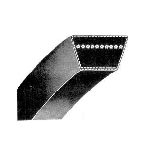 """Kevlar Blue V-Belt 5/8"""" X 115""""  12K"""