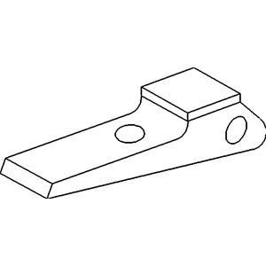 Brake Arm PTO Clutch C9NNN747A