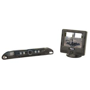 "CabCAM Wired 3.5"" Digital Color Video System w/ License Plate Mount Camera CC35M1C"