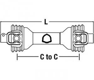 DriveLine Economy Rotary Cutter CS53414