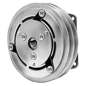 "Clutch - York Style 2 groove 6"" Pulley D5NN19D649A"