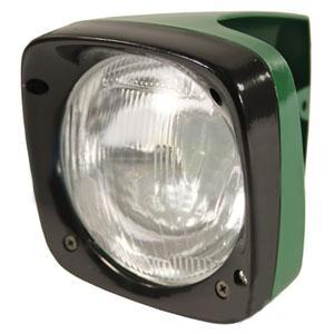 Headlight RH DE13523