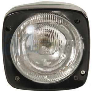 Headlight LH DE13524