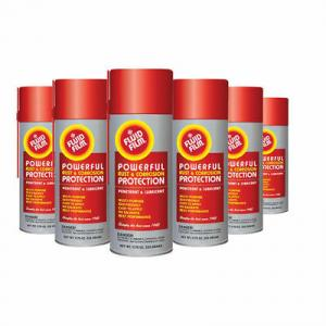 Fluid Film Aerosol Cans Case of 12 x 11 3/4 oz NON-CANADA EAS33312