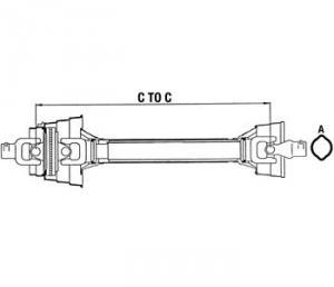 DriveLine Complete CV F0692-A