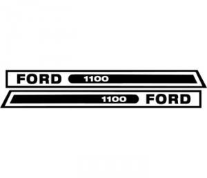 Hood Decal F1100VC