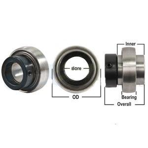 Bearing Ball Spherical W/ Collar Re-Lubricatable G1012KRRB-I