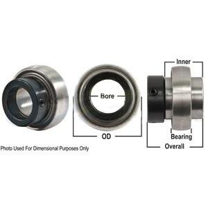 Bearing Ball Spherical W/ Collar Re-Lubricatable G1012KRRB-P