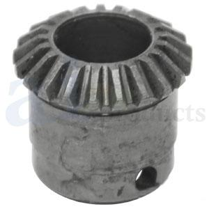 "Bevel Gear 21 Tooth 1/8"" Roll Pin L2456N"
