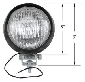 Headlapm w/ H3 Bulb 12 Volt L755H12V