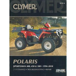 Clymer ATV Manual - Polaris M365-3