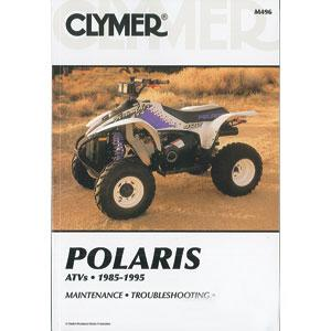 CLYMER ATV Manual - Polaris M496
