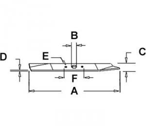Blade Mower Hi-Lift M83459