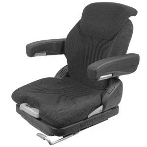 Grammer Seat Assembly CHARCOAL MATRIX CLOTH MSG65GRC-ASSY