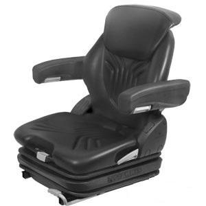 Grammer Seat Assembly BLK VINYL MSG75GBLV-ASSY