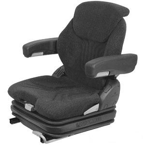 Grammer Seat Assembly CHARCOAL MATRIX CLOTH MSG75GGRC-ASSY