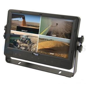 """CabCAM 9"""" Quad Monitor QM9146"""