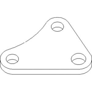 Plate Mounting R228846