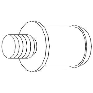 1 Drive Pin for Coupler Drive R34360
