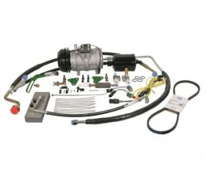 A6 Conversion Kit Includes New Denso Style Compressor RE233249SPL