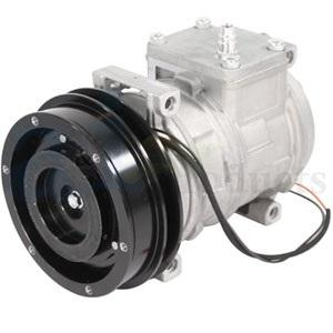 Clutch A/C Compressor RE58348
