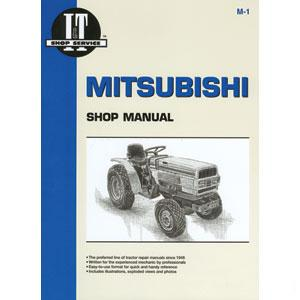 Mitsubishi Shop Manual  SMM1