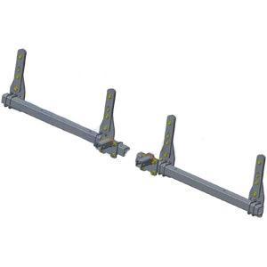 2 Row Frame Kit STR02D