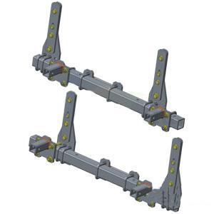 4 Row Frame Kit STR04D